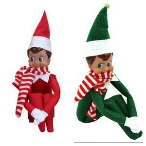 Bundle of two elfs on the shelf